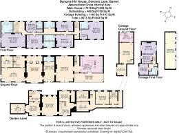 6 bedroom detached house for sale in dancers lane barnet