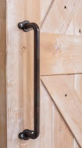 Steel Barn Door by Barn Door Handles U0026 Pulls Rustica Hardware