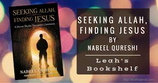 Seeking The Book Book Review Seeking Allah Finding Jesus S Bookshelf