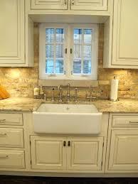 brick backsplash kitchen breathtaking brick backsplash kitchen award winning kitchen with