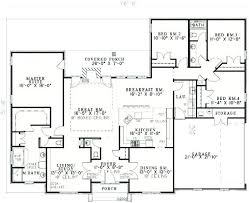 ranch home floor plans 4 bedroom ranch house floorplans beautiful floor plans for modular homes