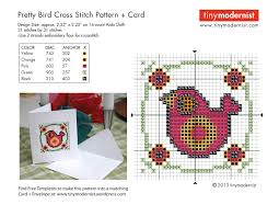 free cross stitch patterns tiny modernist cross stitch blog
