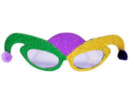 mardi gras hat jester hat mardi gras purple lens sunglasses green purple gold a