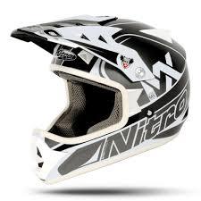 white motocross helmet nitro raider junior motocross helmet u2013 speed demon