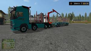 volvo 2017 truck trucks and trailers pack by lantmanen fs 17 farming simulator