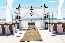 wedding arches coast alabama wedding and reception planner big day weddings
