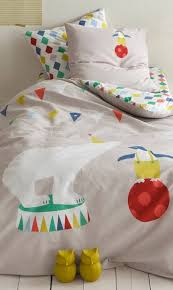 bedding blog print pattern blog 3suisses circus bedding textiles