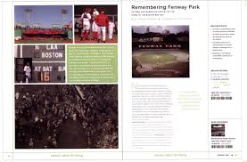 harvey frommer remembering fenway park