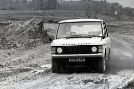1970 land rover range rover mk1 1970 retro road test road and tracks