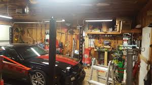 truss modification for car lift the garage journal board any help would be appreciated