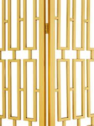 gold room divider room dividers eichholtz oroa modern u0026 contemporary furniture