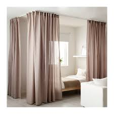 Ikea Room Divider Curtain Vidga Corner Room Divider Ikea