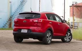 Roof Bars For Kia Sportage 2012 by 2012 Kia Sportage Ex First Test Truck Trend