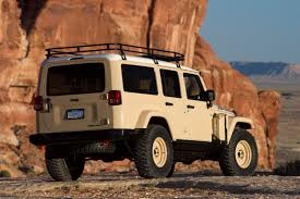 jeep wrangler pickup concept jeep africa concept what it u0027s like to drive first impression
