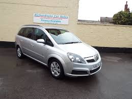 lincoln minivan used vauxhall zafira mpv 1 6 i 16v active 5dr in lincoln
