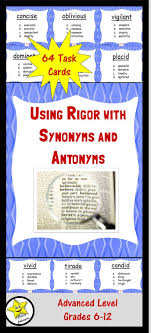 antonyms for isolation 17 best images about language arts on writing skills