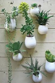 planters that hang on the wall hanging wall planters best 25 outdoor wall planters ideas on