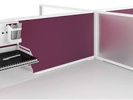 separateur de bureau panneaux séparateurs pour bureau bureau archiproducts