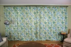 curtains for den whipstitch