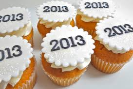 New Years Cupcake Decorating by New Year Cupcakes Decoration Idea Modern Rooms Colorful Design