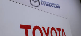 toyota company toyota and mazda build a 1 6 billion manufacturing plant in us