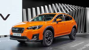 subaru xv interior 2017 all new subaru xv greatly improved will arrive in m u0027sia as ckd