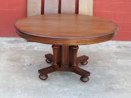 antique round dining table enthralling round dining table antique designs on cozynest home