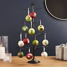 Christmas Decorations Online Order by Christmas Decor Stockings Pillows U0026 More Crate And Barrel