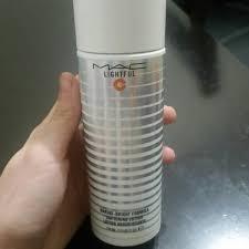 mac lightful c marine bright formula softening lotion mac lightful c softening lotion toner preloved health beauty