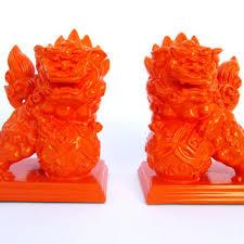best foo dog statues products on wanelo