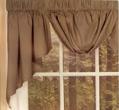 Valance And Curtains Curtain With Valance Set Decorate The House With Beautiful Curtains