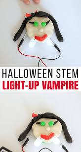 squishy circuit vampire a super fun halloween steam activity