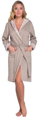 robe de chambre amazon robe de chambre à capuche polaire violet 46 48 camille amazon