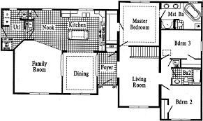 floor plans for ranch style home floor plans ranch style homes house design plans