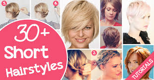 how to give yourself a haircut 30 short hairstyles for that perfect look cute diy projects