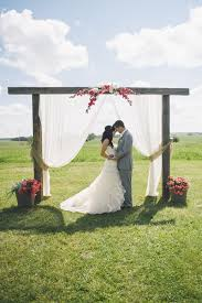 wedding arch plans free 11 beautiful diy wedding arches