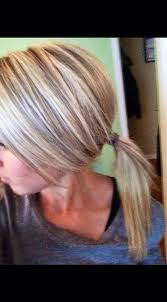 shades of high lights and low lights on layered shaggy medium length blonde highlights and lowlights perfect shades μαλλια
