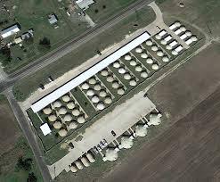 morgan meadows dome living aerial photo of morgan meadows monolithic dome rental community south of italy texas