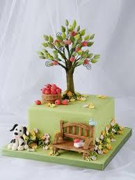 27 best fondant trees images on fondant tree