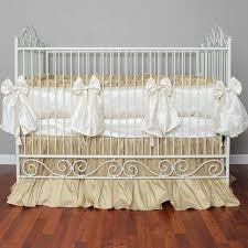 Crib Bedding Neutral Silk Crib Bedding Neutral Crib Bedding Ababy