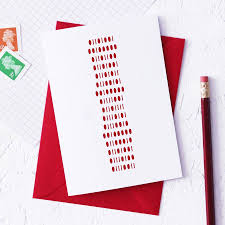 rude valentines cards binary i like your bits rude valentines card by newton and the