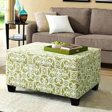 Lime Green Ottoman Lime Green Ottoman Tufted Leather Chair And Cube Storage