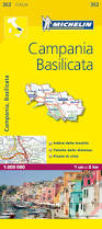 Campania Italy Map by Local Map Italy Campania Michelin Maps U0026 Guides