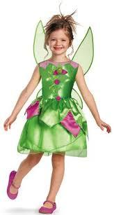 Tinkerbell Halloween Costume Cute Halloween Costumes Kids Girls Tinker Bell Princess