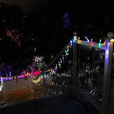solar powered fairy lights for trees gdealer solar outdoor string lights 20ft 30 led water drop solar