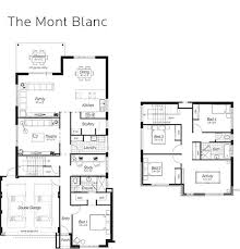 Double Storey House Floor Plans 86 Best Floor Plans Images On Pinterest House Floor Plans