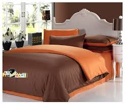 Burnt Orange Comforter King Comforter Burnt Orange And Brown Comforter Set Moroccan Quilt