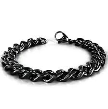 mens stainless steel chain bracelet images Men 39 s stainless steel necklaces and bracelets jpg
