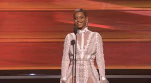 beyonce u0027s wedding dress at the 2016 grammys costs more than a
