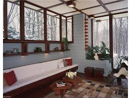 usonian home plans frank lloyd wright archives st louis style